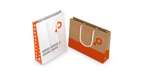 0b7cac425 Bolsas de papel imprimir online ∙ SAXOPRINT