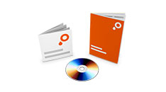 Imprimir libretos de CD y DVD