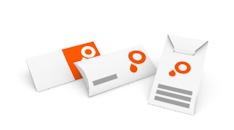 Cajas petaca y sobres de cartón